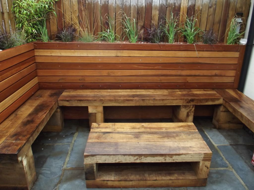 17 Best 1000 images about Timber Seating Areas on Pinterest Gardens