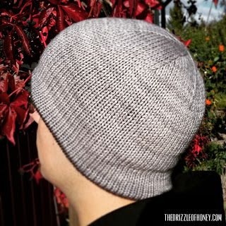 Double Layer Worsted Weight Merino Hat Free Pattern Malabrigo Rios Pearl Drops Big Merino M Knit Hat For Men Mens Knit Hat Pattern Hat Knitting Patterns