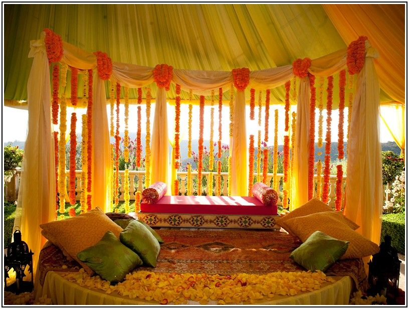 Good Indian Engagement Decoration Ideas Home Part - 6: Indian Wedding Decorations In Atlanta - 99 Wedding Ideas