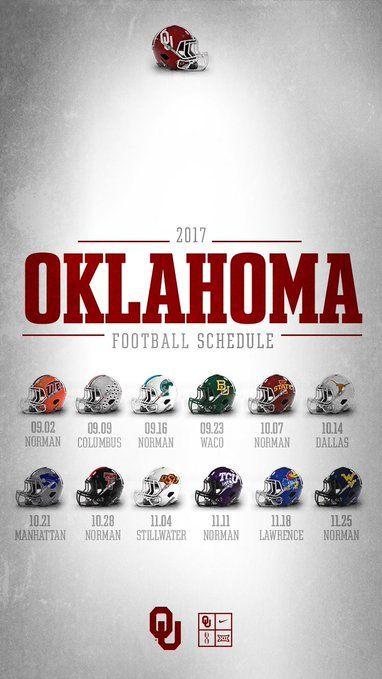 Oklahoma Football On Boomer Sooner Pinterest Ou Football