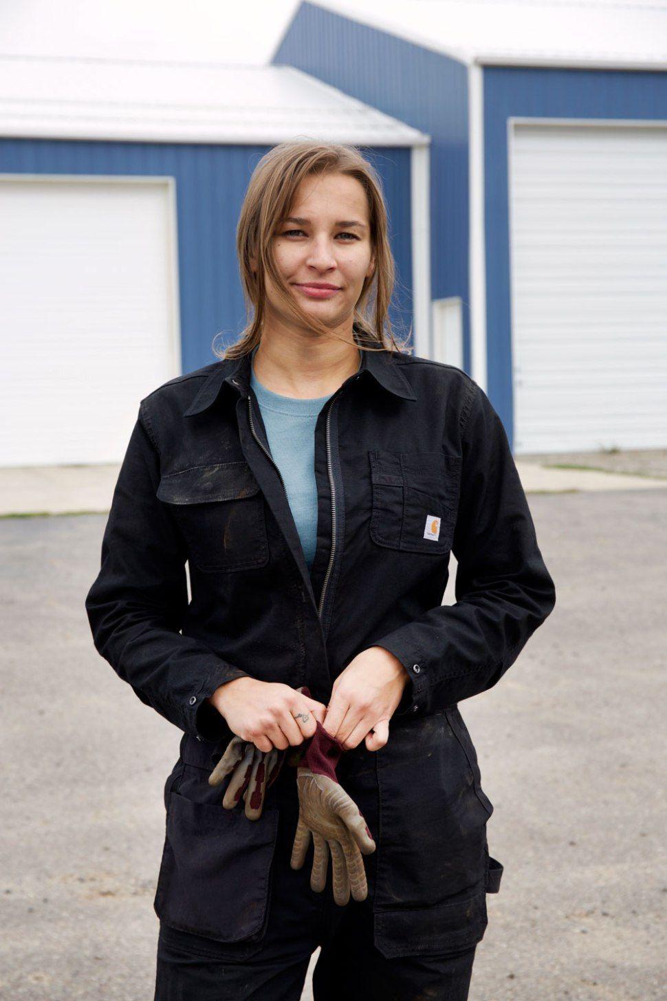 The Women of Iron Maiden Welding Iron maiden, Maiden, Women