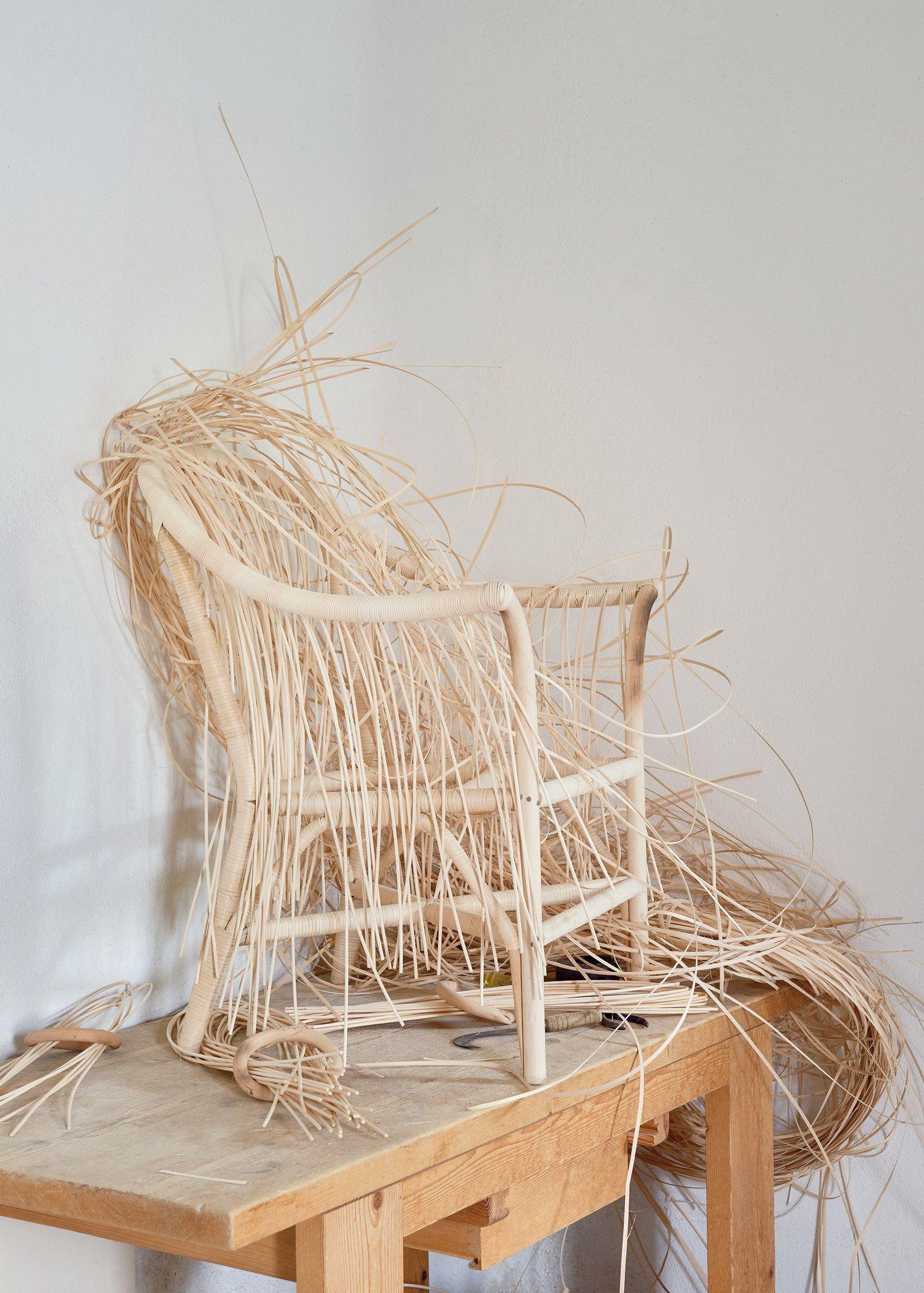 The New York Times   Wicker, Outdoor wicker furniture, Rattan