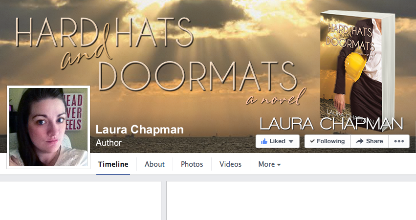Laura Chapman: Facebook Cover Photo Design (Nov 2014) #NaNoWriMo #Giveaway #Winner #Author