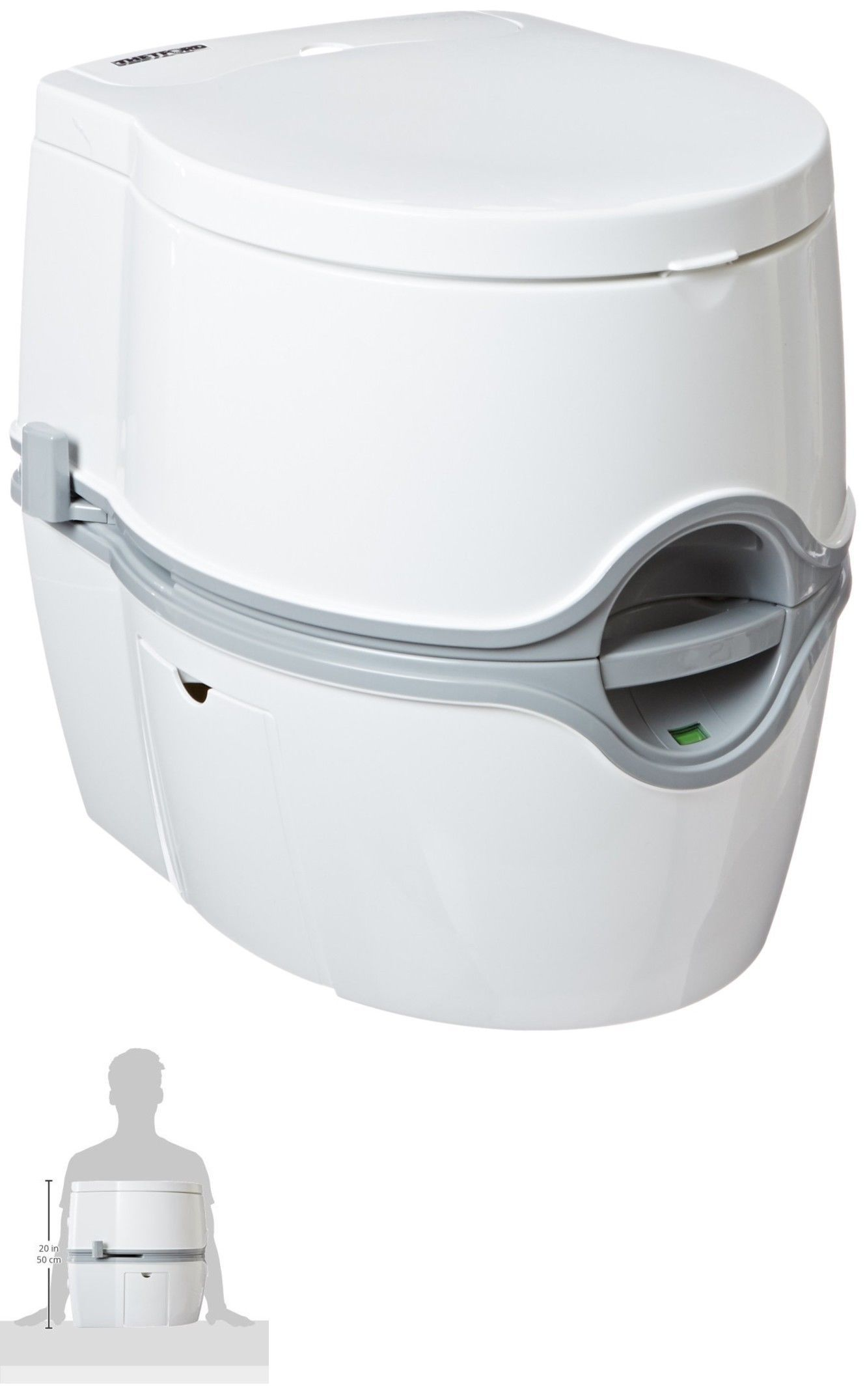 portable toilets and accessories 181397 thetford porta potti curve
