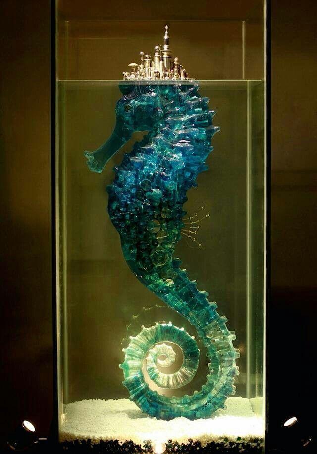 Nice sculpture...