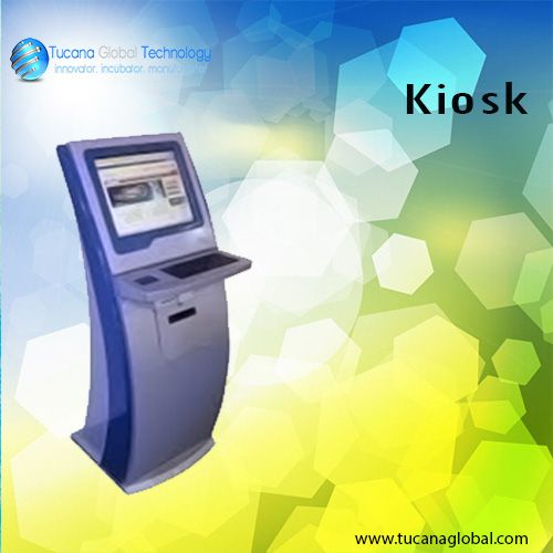 Multiple #kiosks can be placed into a relatively small area, #stores can take care of #customer transactions with minimal space. #TucanaGlobalTechnology #Manufacturer #HongKong