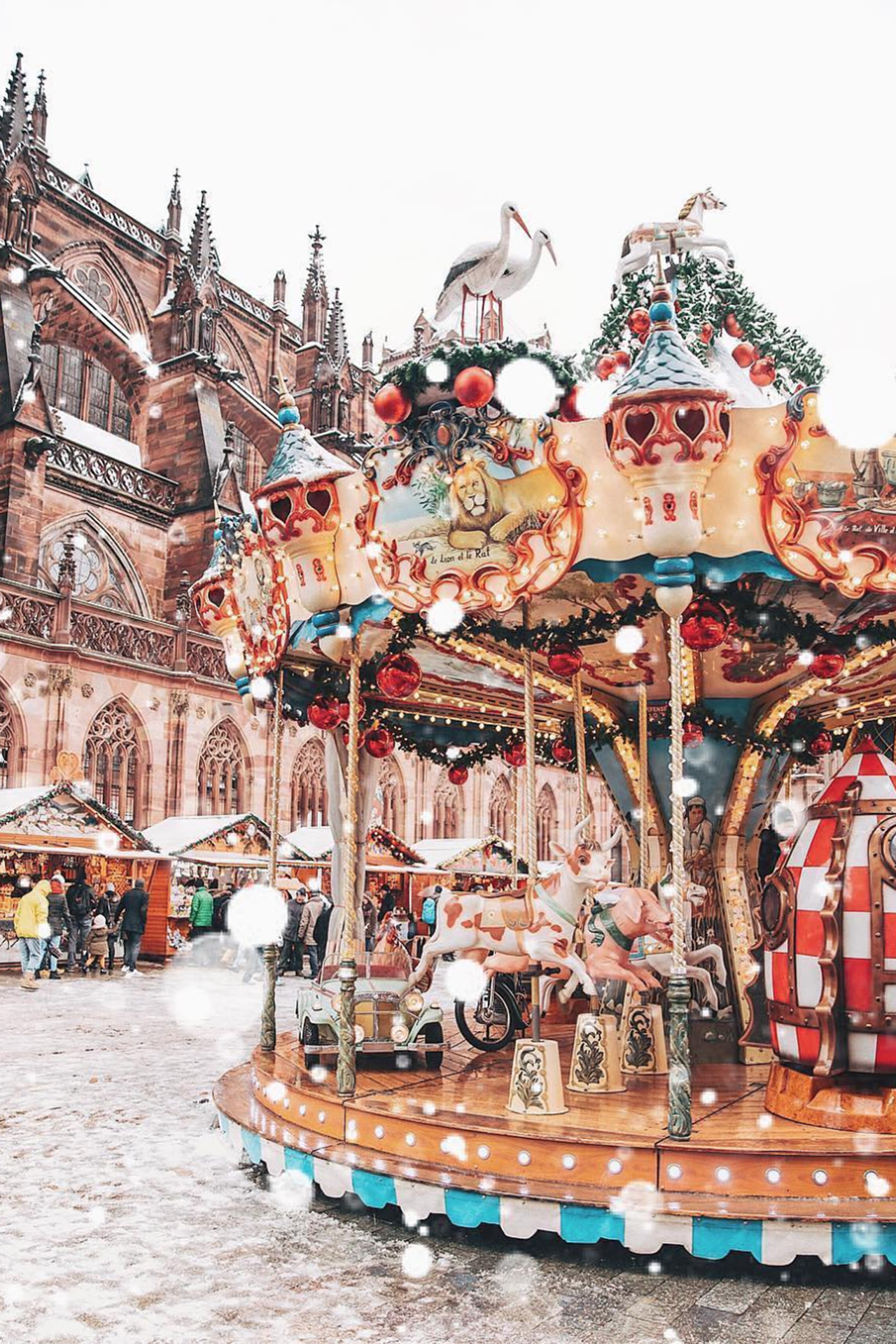The world's most beautiful places to spend Christm