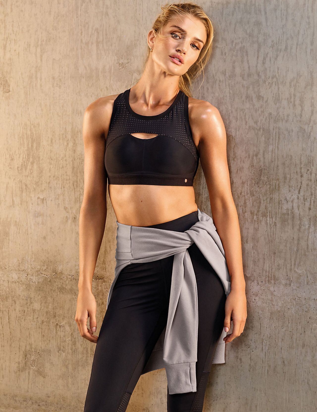 a8a602cb149 Rosie Huntington-Whiteley – Marks Spencer  Rosie for Autograph Sport   Photoshoot 2017