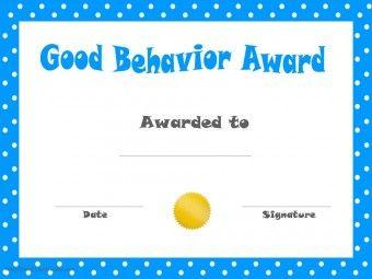 award certificates school pinterest award certificates