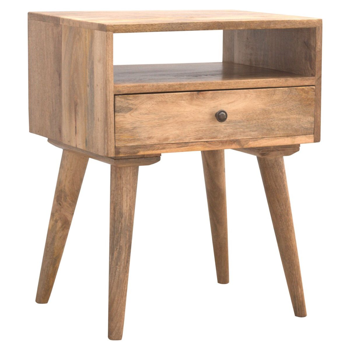 Solid Mango Wood Bedside Table Solid Wood Bedside Wood Bedside Table Solid Wood Bedside Tables