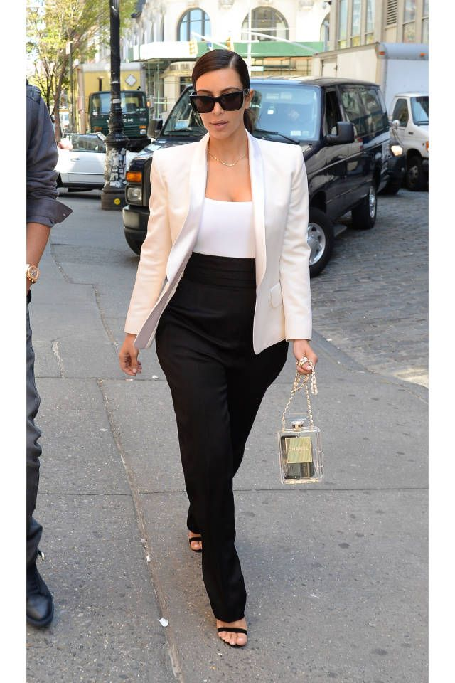 Kim Kardashian's Top 50 Looks of 2014 #kimkardashianstyle