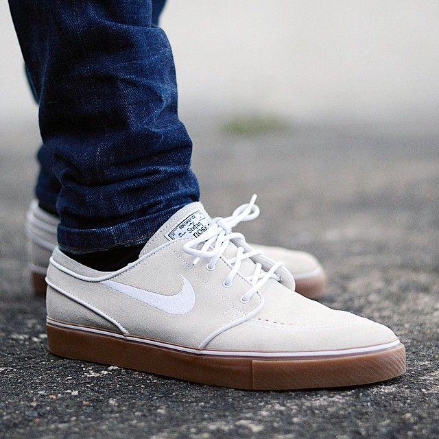 Nike SB Stefan Janoski-Cool Grey/Wht-BLK http://feedproxy