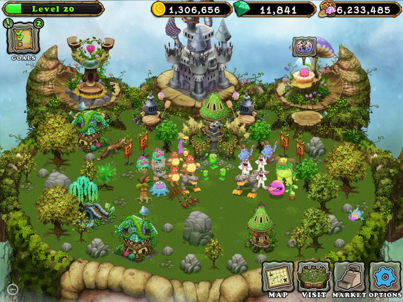 My Singing Monsters Now available for PC! My singing