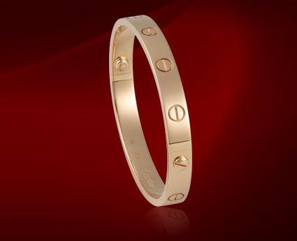 أساور كارتير تقليد درجة أولى Cartier Love Bracelet Love Bracelets Cartier Love Collection