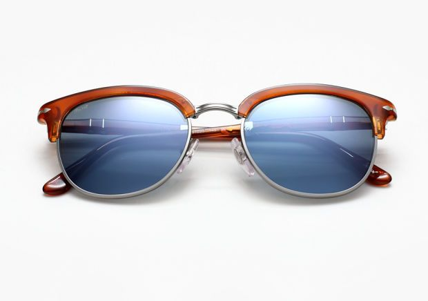 9f2384d703 Look Like the Man In These Foldable Clubmaster Sunglasses From Persol