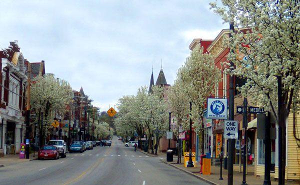 Northside Cincinnati Ohio My First Job Was In Northside A