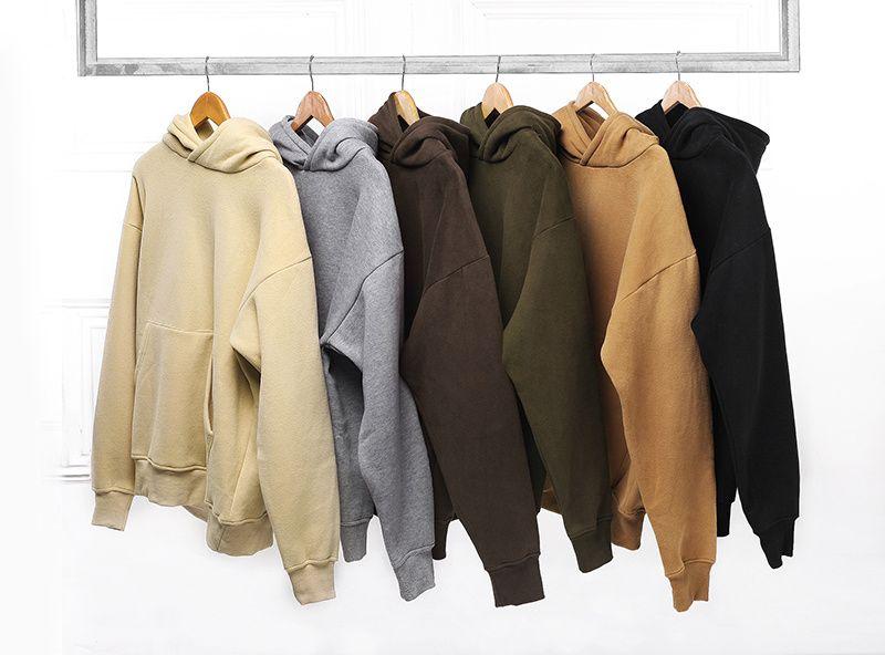 2017-Streetwear-Pullovers-Drake-Kanye-West-font-b-Plain-b-font ...