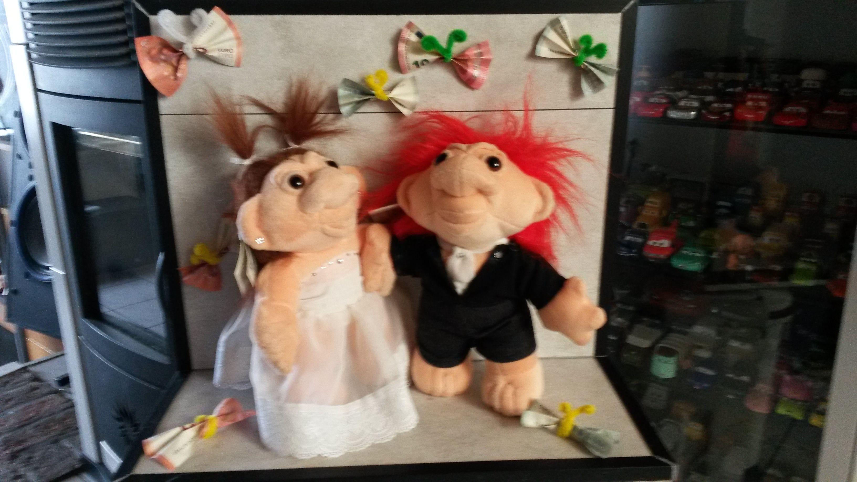 Huwelijks geschenk