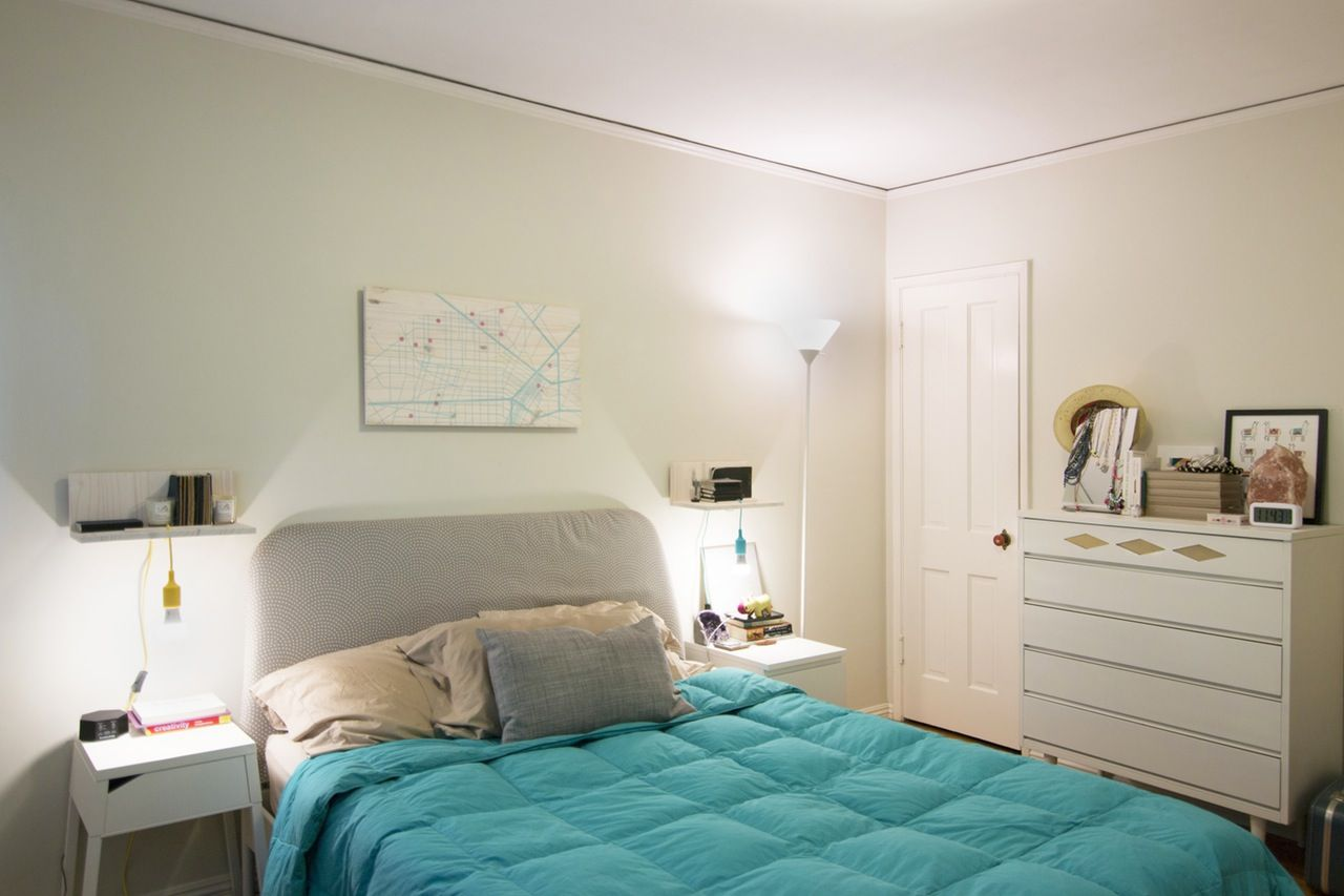 Brandon u amandaus handmade home house tours apartment therapy
