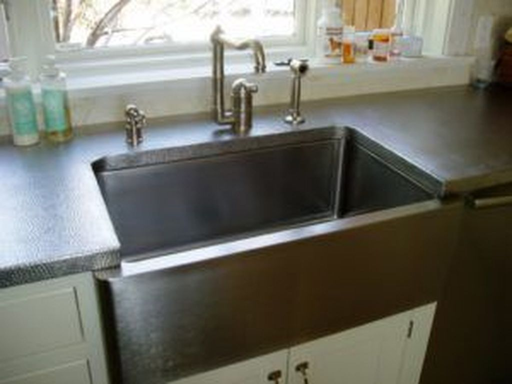 30+ Stainless Countertop Kitchen Ideas Make You Want to Change it ...