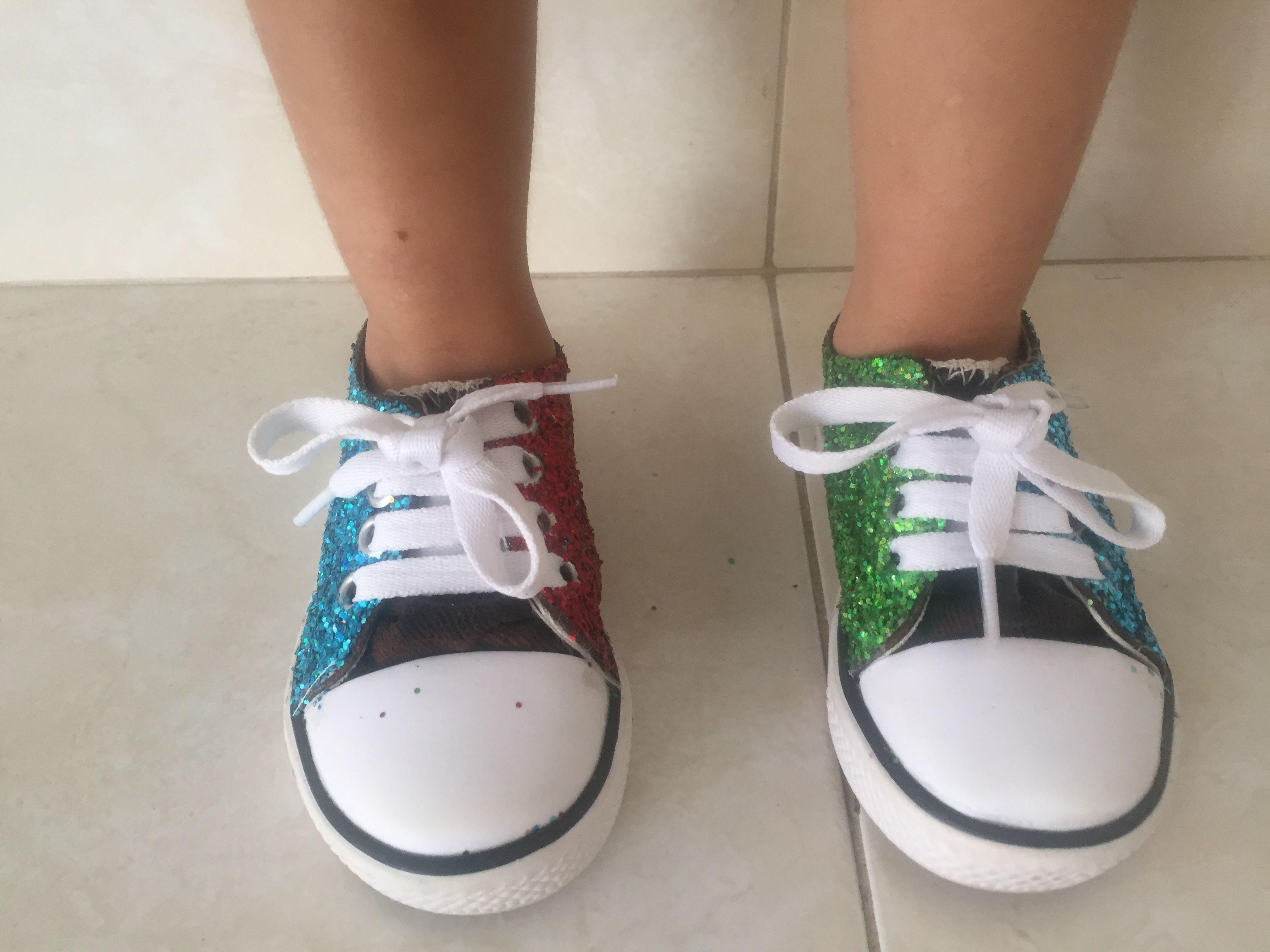 Zapatos carnaval