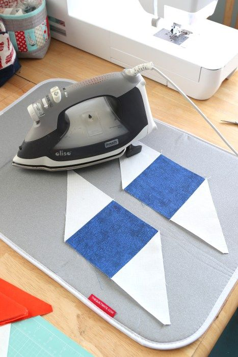 Portable Ironing Pad + Pre Cut Mystery Quilt Blocks | Ironing Pad, Cut  Block And Sewing Rooms