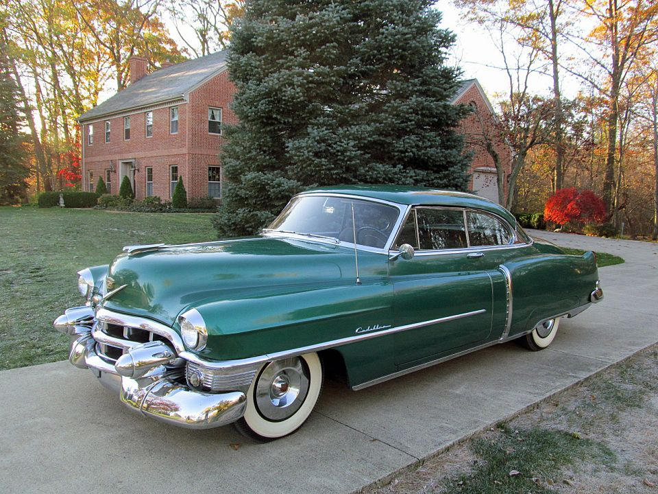 1953 Cadillac Series 62 for sale 100820834 | Classic Cars ...