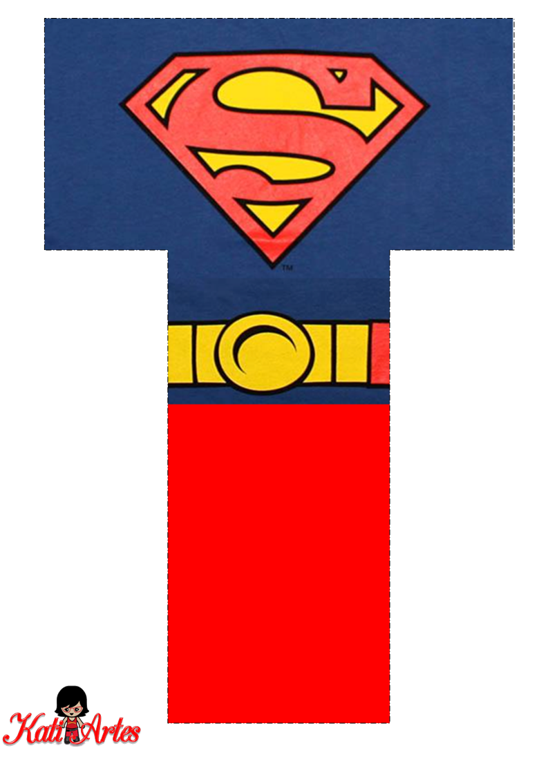 Superman Free Alphabet. Lindo Alfabeto de Superman Gratis ...