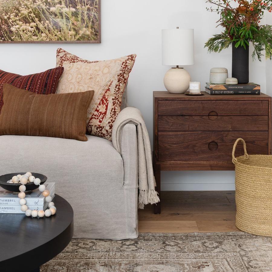 Sejnane Ceramic Beads In 2021 Amber Interiors Living Room Decor Amber Interiors