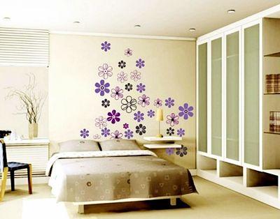Kumpulan Desain Contoh Gambar Wallpaper Dinding Rumah Minimalis