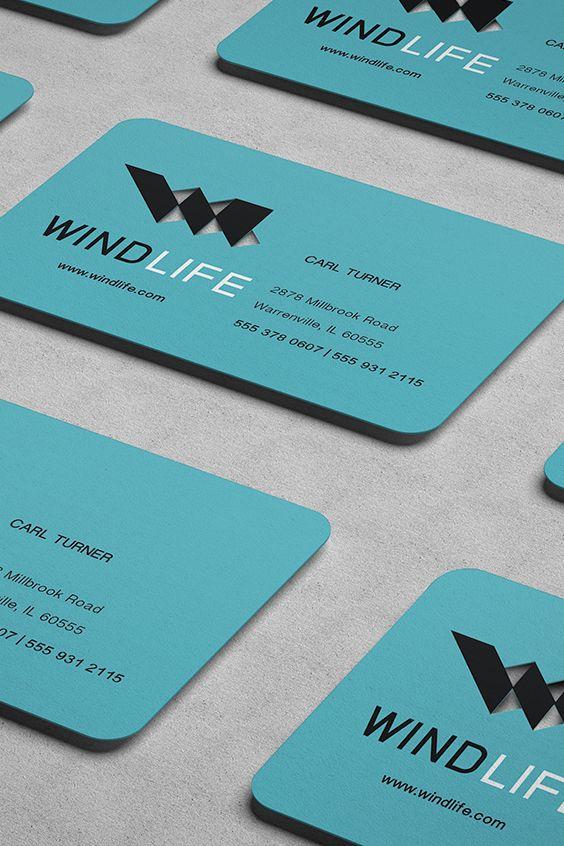 Specialty business card die cut windows turquoise black white specialty business card die cut windows turquoise black white rounded corners colourmoves