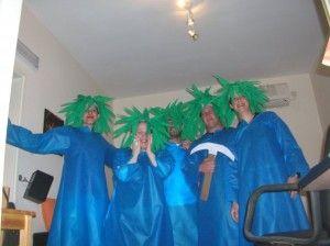Lemmings costume | Fancy dress, Fancy, Decor - photo#2