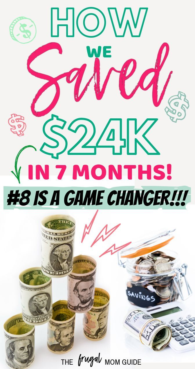 How we Saved $24 000 in 7 Months (The Exact things we did to Save Money)