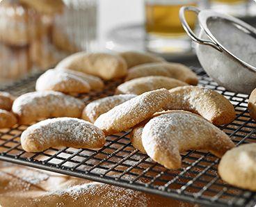 Rezept: Vanillekipferl | Rezepte Aldi Thermo-Küchenmaschine ...