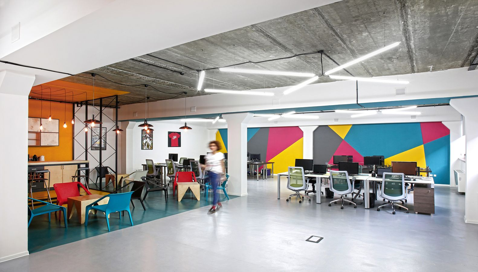Gallery Of Bigbek Office Snkh Studio 5 Escritorios De Design