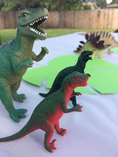 ROAR How To Throw The Best Dinosaur Themed Birthday Party Dinosaur