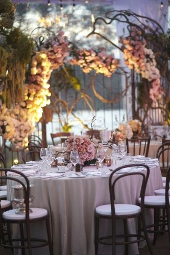 Vintage Garden Wedding I Could See You Having This Fairy Tail