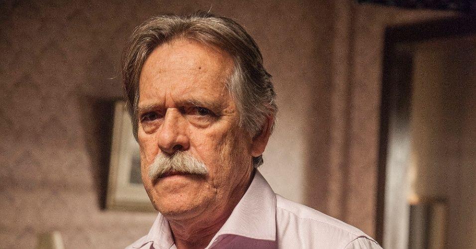 Fernando Henrique Cardoso foi inspiração para Gibson, diz José de Abreu