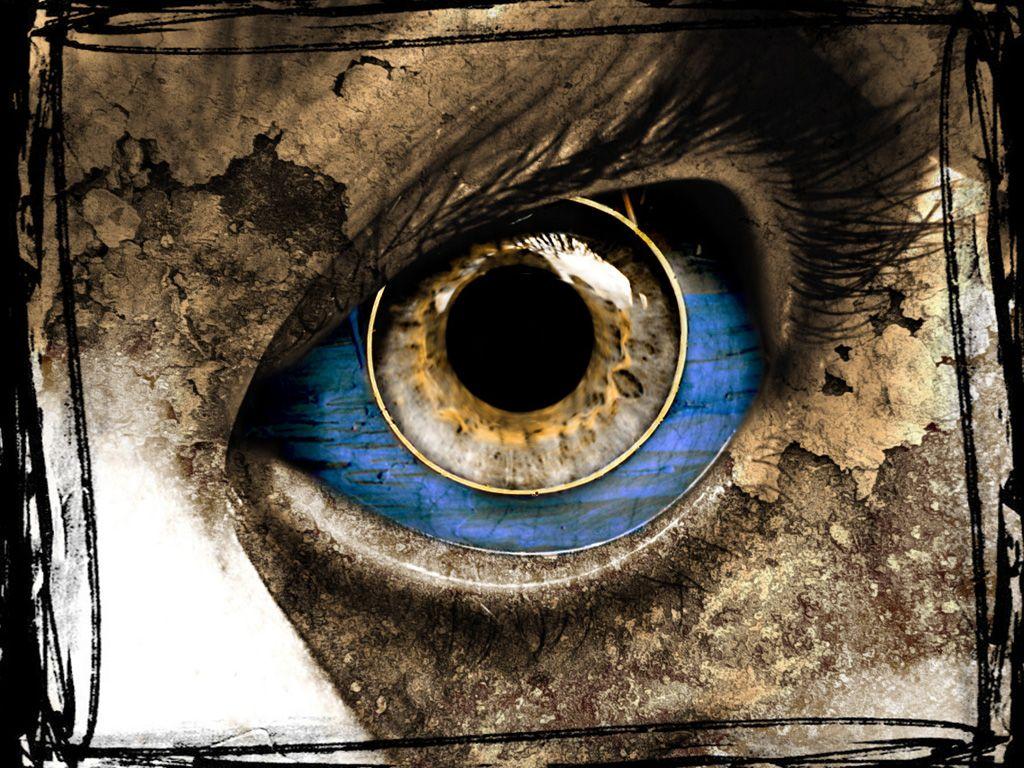 Artistic Eye Wallpaper Eye Art Scary Wallpaper Eyes Wallpaper