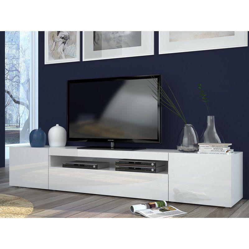 Mobile Porta Tv Wenge.Castleton Home Daiquiri Grande Tv Stand For Tvs Up To 80