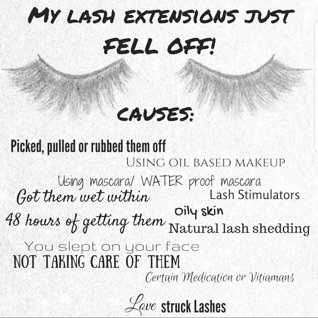 Can You Get Eyelash Extensions Wet In The Shower My Lash Extensions Fell Off This Is Something That Can Happen For So Many Reasons Lashes Lashextensions Workou Lash Extensions Eyelash Extensions Lashes