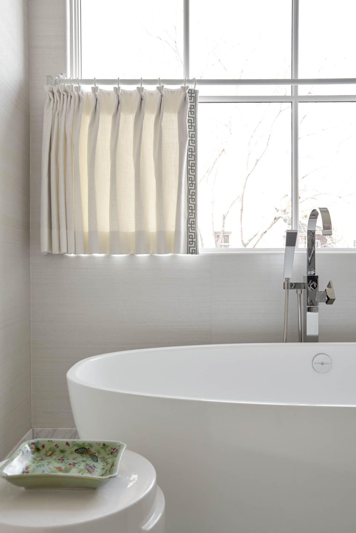 Bath under window ideas  bath u powder rooms u jenkins interiors  bathroom  pinterest