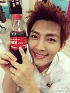 Only4frh Aaron Yan Cocacola Dreamboy Aaron Yan Yan Aaron
