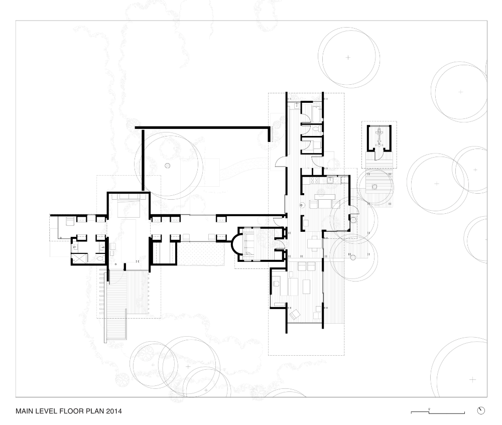 Architectural Drawings 10 Modern Floor Plans that Channel the ...