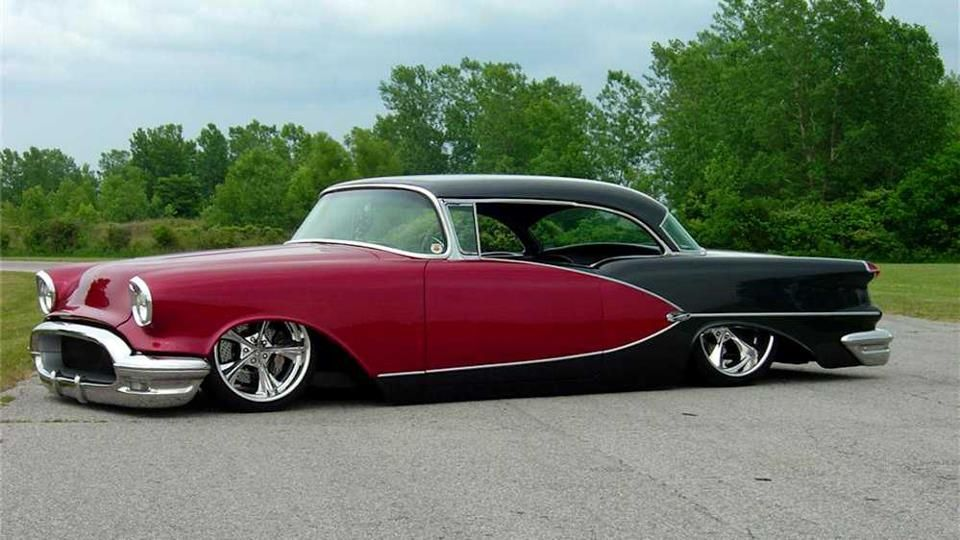 1956 Oldsmobile Holiday 98 Anyone Think There Should Be A Zipper Tang On That Rear Quarter Panel Looks Like A G Oldsmobile Classic Cars Trucks Classic Cars