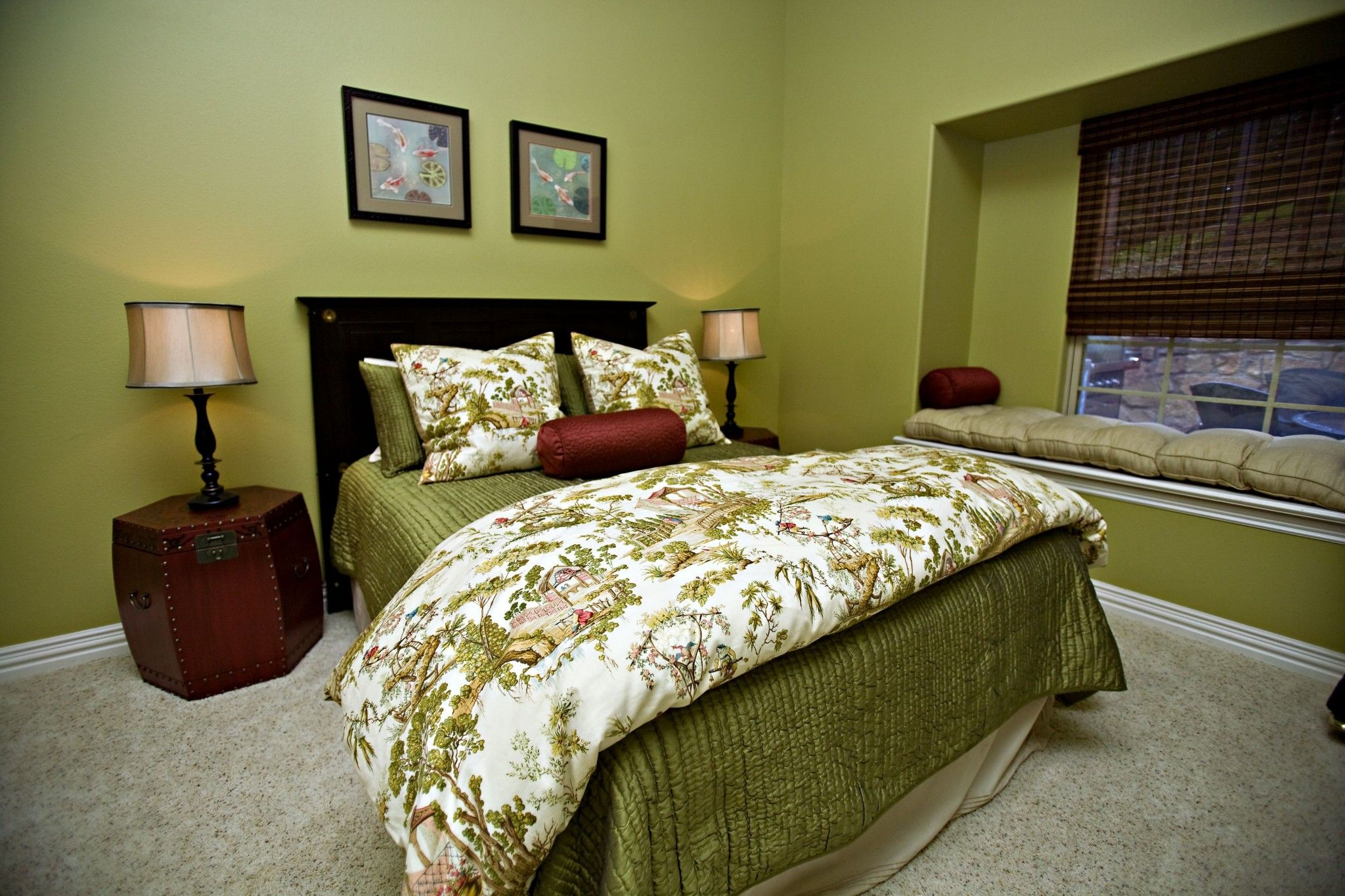 Bedroom Benjamin Moore Timothy Straw