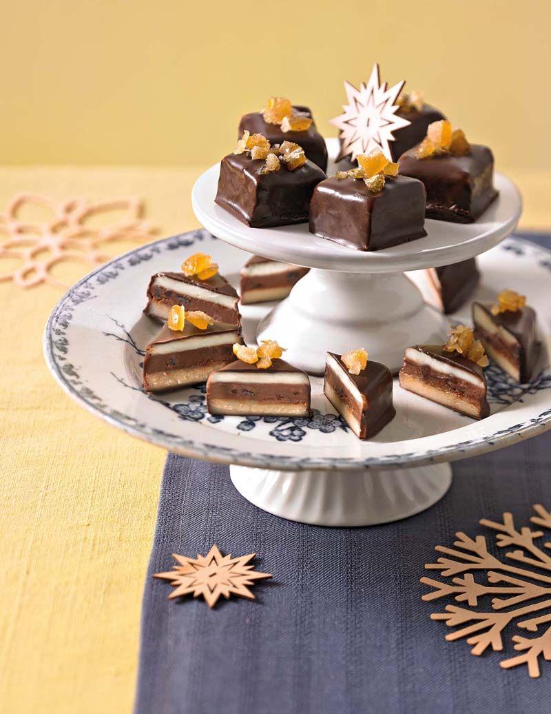 marzipan nougat pralinen mit orangencreme rezept pralinen die welt ist eine kugel. Black Bedroom Furniture Sets. Home Design Ideas