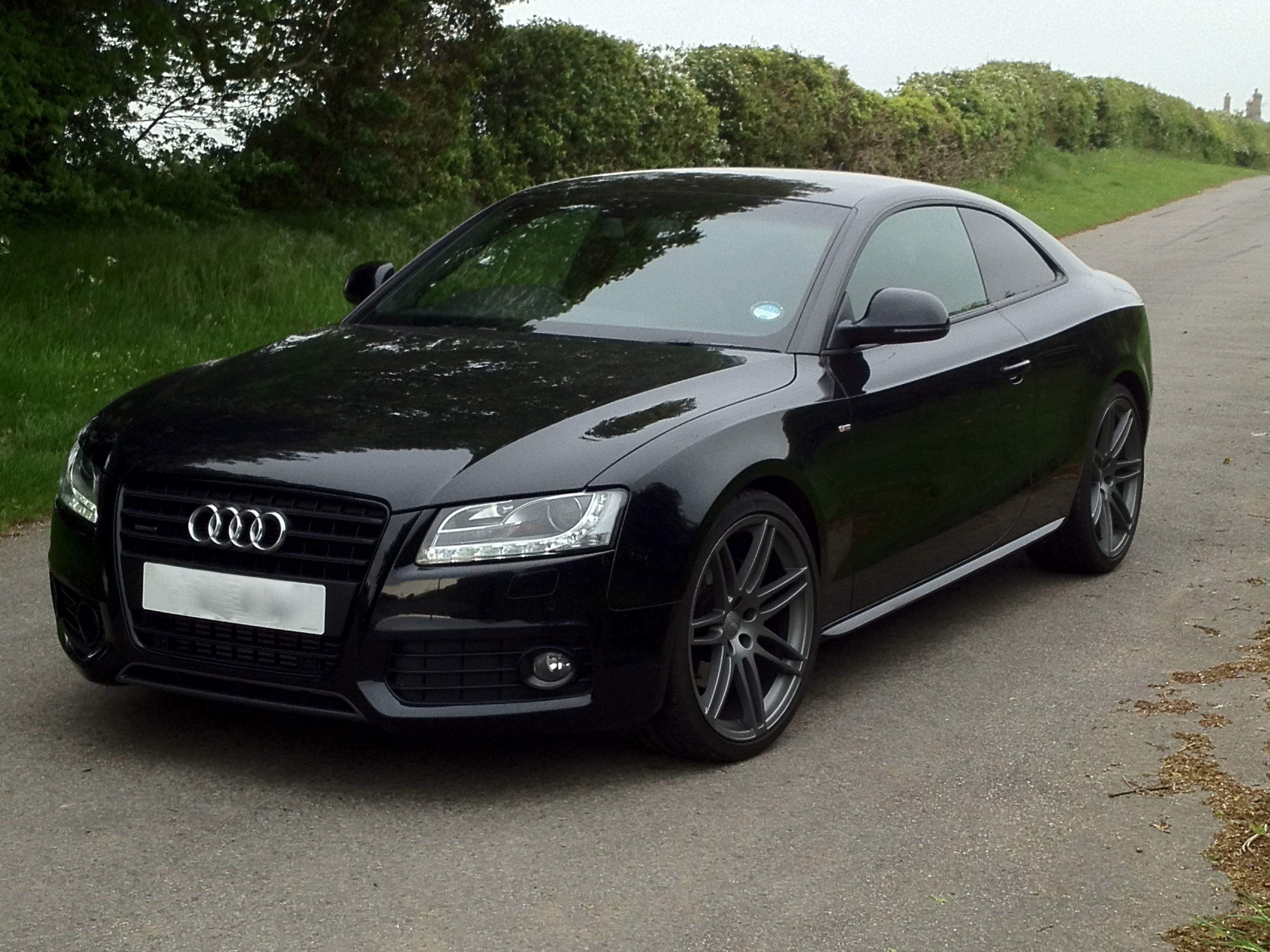 Audi a5 27 tdi 2009 review