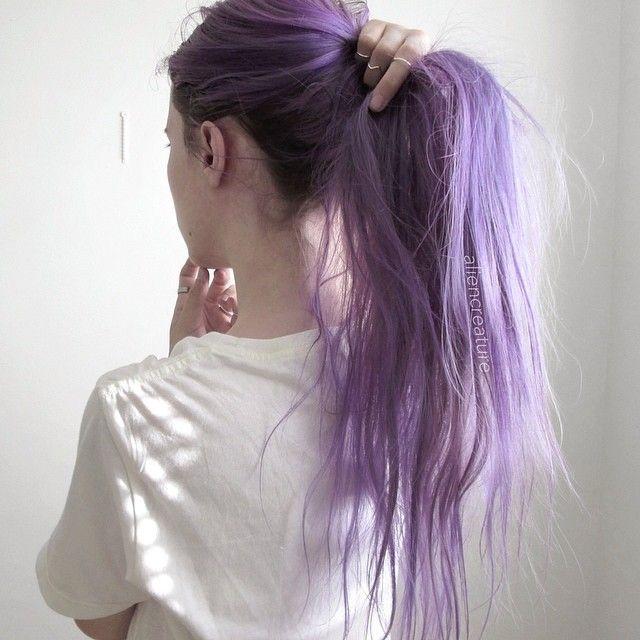 purple dye bunte