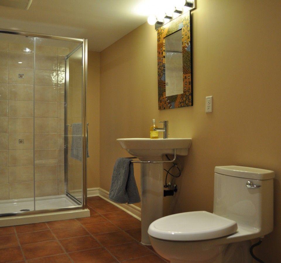 Basement Bathroom Ideas  Small Basement Bathroom Floor Plans Interesting Basement Bathroom Design Ideas Design Inspiration